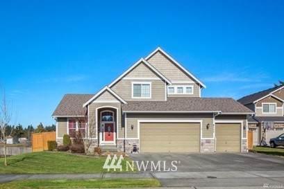 8105 228th Street Ct E, Graham, WA 98338 (#1851625) :: Ben Kinney Real Estate Team