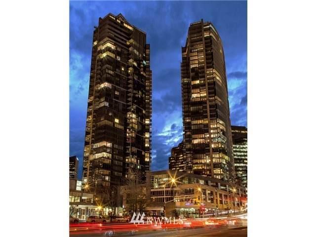 500 106th Avenue NE #1803, Bellevue, WA 98004 (#1854608) :: The Royston Team