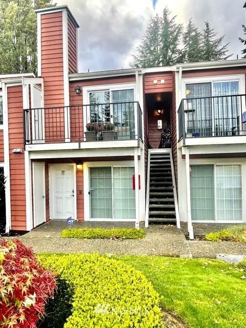 2605 S 272nd Street N #52, Kent, WA 98032 (#1857439) :: Icon Real Estate Group