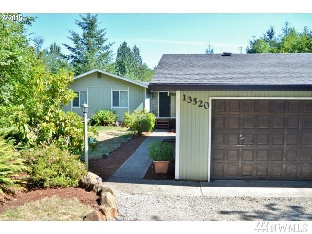 13520 NE Powell Rd, Brush Prairie, WA 98606 (#929422) :: Ben Kinney Real Estate Team