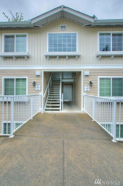 805 Harrington Place SE #3142, Renton, WA 98058 (#1106884) :: Ben Kinney Real Estate Team