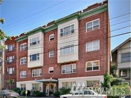 214 Summit Ave E #208, Seattle, WA 98102 (#1129500) :: The Kendra Todd Group at Keller Williams