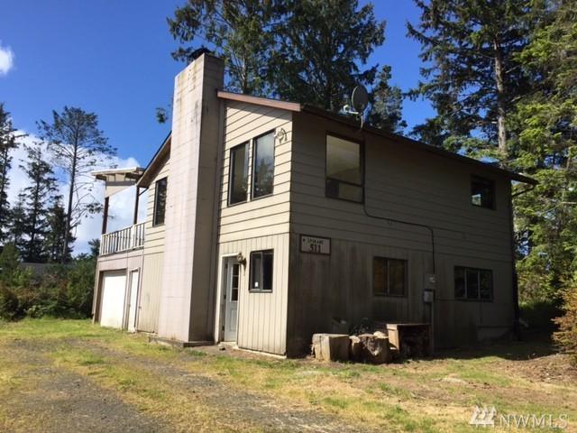 511 W Spokane, Westport, WA 98595 (#1132901) :: Ben Kinney Real Estate Team
