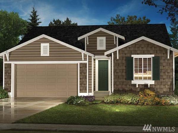 8741 Vashon Ct, Lacey, WA 98516 (#1132973) :: Ben Kinney Real Estate Team