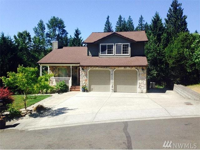 220 St James Ct, Longview, WA 98632 (#1136622) :: Ben Kinney Real Estate Team