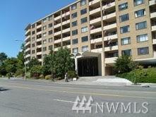 4545 Sand Point Wy NE #206, Seattle, WA 98105 (#1141367) :: Ben Kinney Real Estate Team