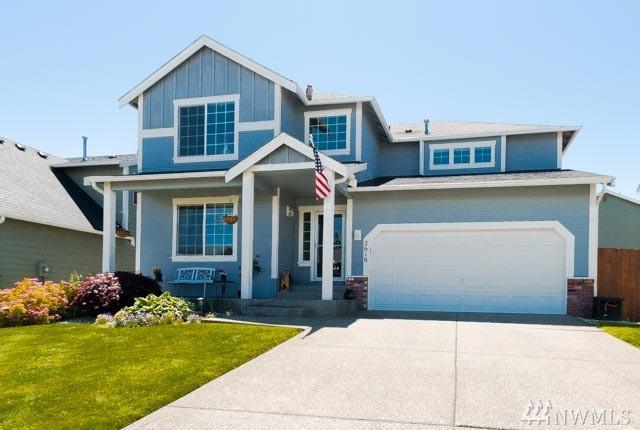 2616 193rd St Ct E, Spanaway, WA 98387 (#1149597) :: Ben Kinney Real Estate Team