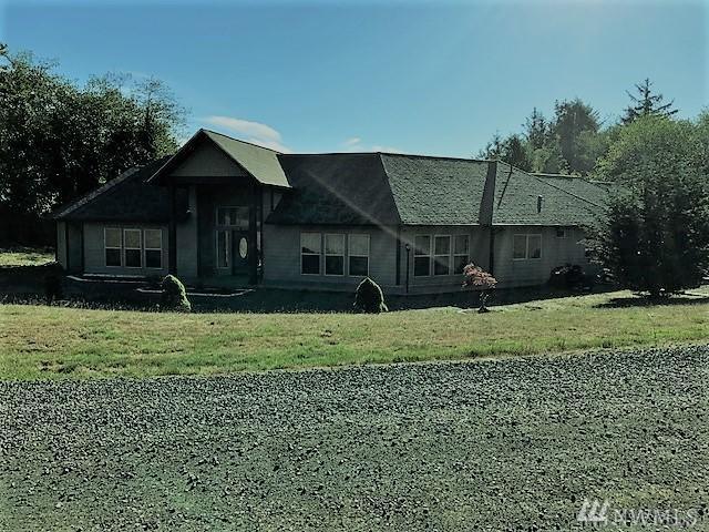 1664 Mcdonald Tracts Rd, Grayland, WA 98547 (#1179096) :: Ben Kinney Real Estate Team