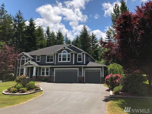 26741 SE 272nd St, Ravensdale, WA 98051 (#1302523) :: Real Estate Solutions Group