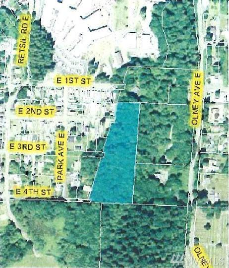 0-Lot 5 4th St, Port Orchard, WA 98366 (#1309434) :: Real Estate Solutions Group