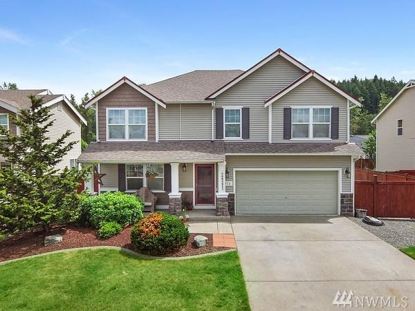 1316 Hansberry Ave NE, Orting, WA 98360 (#1310843) :: Real Estate Solutions Group