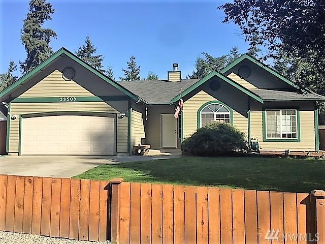 39509 25th Av Ct, Roy, WA 98580 (#1363629) :: Homes on the Sound
