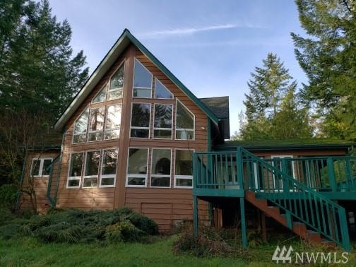 20 E Scenic View Rd, Shelton, WA 98584 (#1399969) :: Homes on the Sound