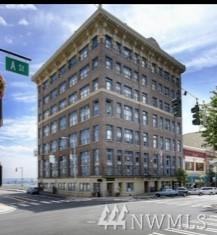1101 A St #604, Tacoma, WA 98402 (#1402718) :: Keller Williams - Shook Home Group