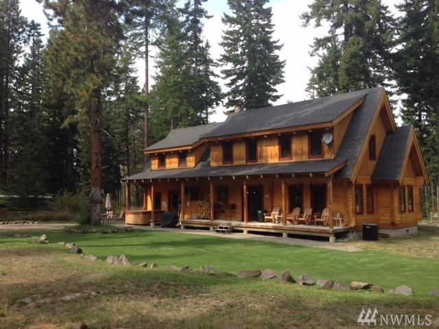 80 Timberrd, Cle Elum, WA 98922 (#1410141) :: Platinum Real Estate Partners