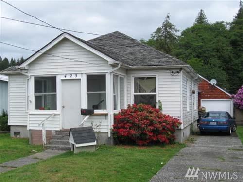 425 Eklund St, Hoquiam, WA 98550 (#1415930) :: Canterwood Real Estate Team