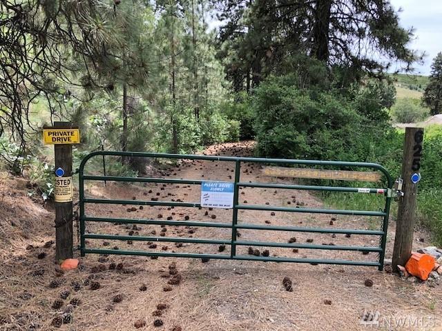 0 Cooper Gulch Rd, Manson, WA 98831 (#1423673) :: Kimberly Gartland Group