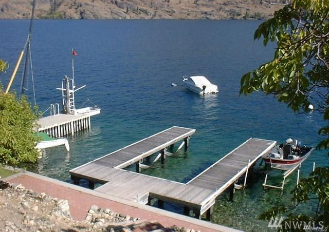 15886 S Lakeshore Rd, Chelan, WA 98816 (#1450483) :: Alchemy Real Estate