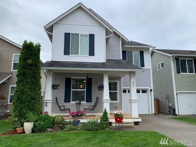 825 G Street, Tumwater, WA 98512 (#1461121) :: NW Home Experts