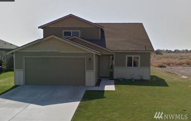 1305 W Century St, Moses Lake, WA 98837 (#1495832) :: The Kendra Todd Group at Keller Williams
