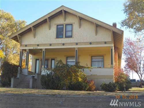 402 E 2nd Ave, Ritzville, WA 99169 (#1507072) :: Canterwood Real Estate Team