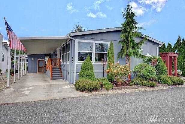 14727 43rd Ave NE #74, Marysville, WA 98271 (#1507978) :: Keller Williams Realty Greater Seattle