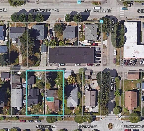 1048 S Donovan St, Seattle, WA 98108 (#1514824) :: Keller Williams Realty Greater Seattle