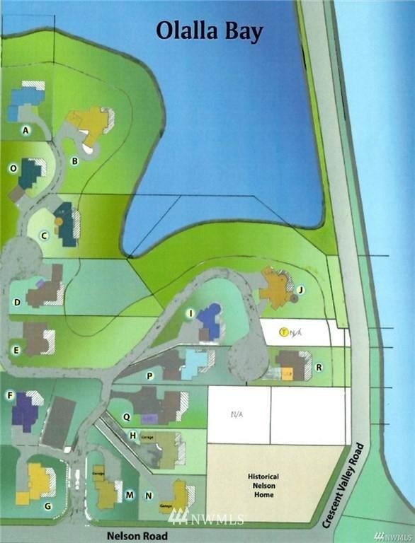 8141 SE Crescent Bay Drive, Olalla, WA 98359 (#1694586) :: Tribeca NW Real Estate