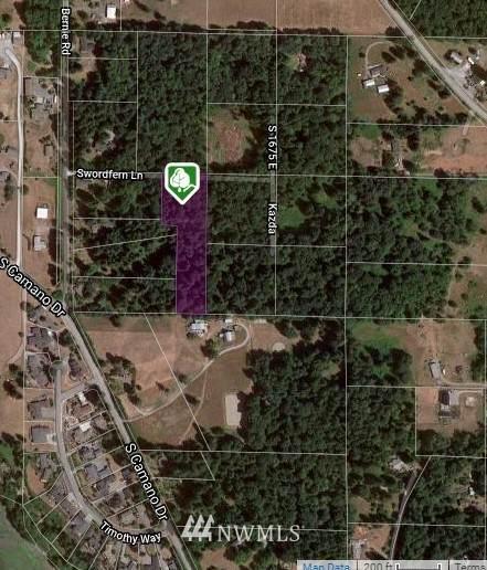 0 Swordfern Lane, Camano Island, WA 98282 (#1696923) :: Tribeca NW Real Estate