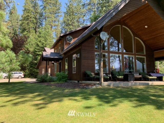 172 River Ranch Rd., Ione, WA 99139 (#1800341) :: Keller Williams Realty