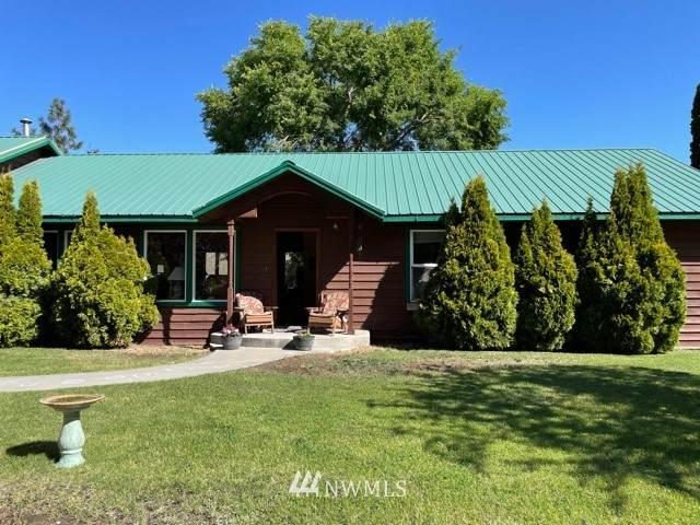 32 Park Place, Orondo, WA 98843 (#1802246) :: Northwest Home Team Realty, LLC