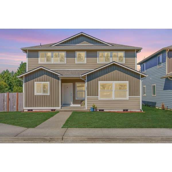 301 Elderberry Street, Shelton, WA 98584 (#1813905) :: Ben Kinney Real Estate Team