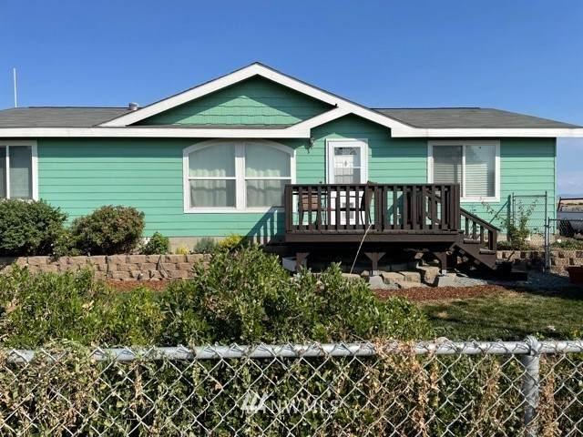 196 Skyrocket Road, Prescott, WA 99348 (MLS #1835719) :: Reuben Bray Homes