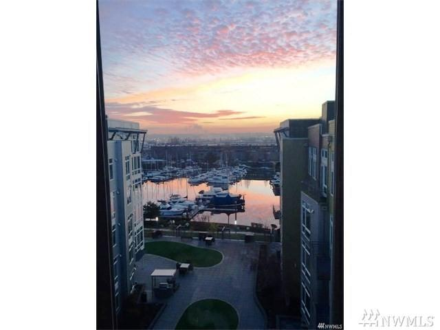 1705 Dock St #534, Tacoma, WA 98402 (#1128602) :: Ben Kinney Real Estate Team