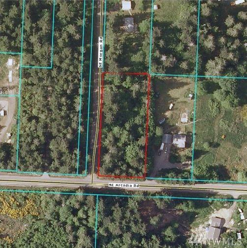 0 Morgan Road, Shelton, WA 98584 (#1207456) :: Ben Kinney Real Estate Team