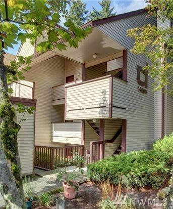 14600 NE 45th St D-6, Bellevue, WA 98007 (#1261648) :: The Vija Group - Keller Williams Realty