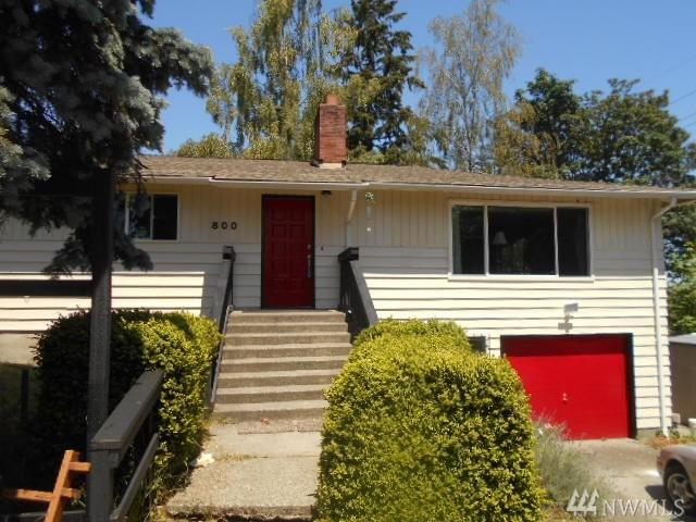 800 N 122nd St, Seattle, WA 98133 (#1301610) :: Real Estate Solutions Group