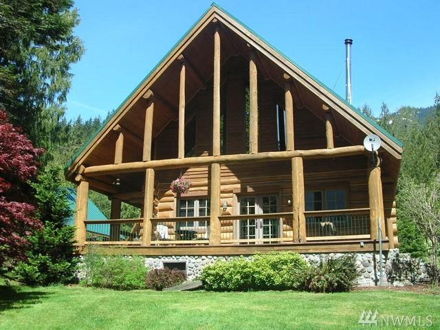 302-& 322 Carr Rd, Packwood, WA 98361 (#1389529) :: Mike & Sandi Nelson Real Estate