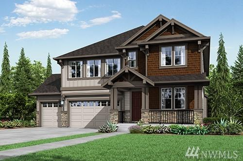 758 Maloney Grove (Lot 10) Ave SE, North Bend, WA 98045 (#1392932) :: Keller Williams - Shook Home Group