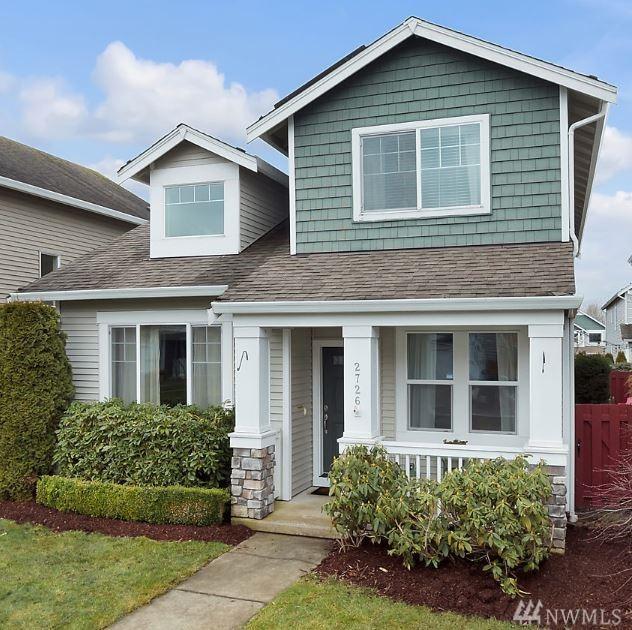 2726 85th Ave NE, Lake Stevens, WA 98258 (#1412999) :: Kimberly Gartland Group