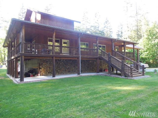 58800 Willow Lane, Marblemount, WA 98267 (#1294326) :: Real Estate Solutions Group