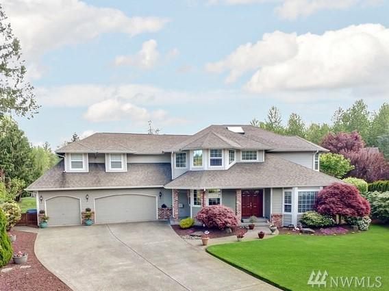 23825 110th St Ct E, Buckley, WA 98321 (#1331423) :: The Kendra Todd Group at Keller Williams