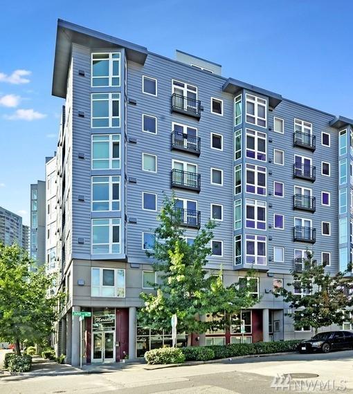 699 John St #508, Seattle, WA 98109 (#1359788) :: The Robert Ott Group