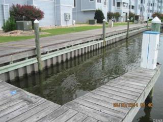 86 Yacht Club Court Slip 86, Manteo, NC 27954 (MLS #96161) :: Matt Myatt – Village Realty