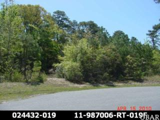 160 Madeline Drive Lot 19, Manteo, NC 27954 (MLS #96409) :: Matt Myatt – Village Realty