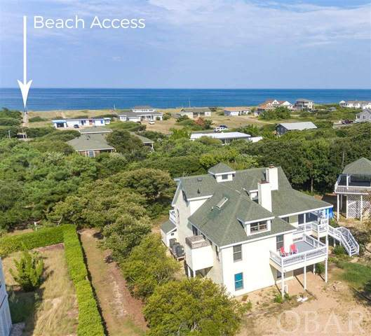 124 Clam Shell Trail Lot 59, Southern Shores, NC 27949 (MLS #105614) :: Hatteras Realty