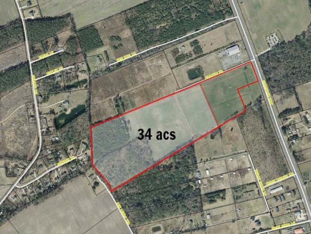 3200 Grange Drive Lot 4, Grandy, NC 27939 (MLS #89879) :: Matt Myatt | Keller Williams