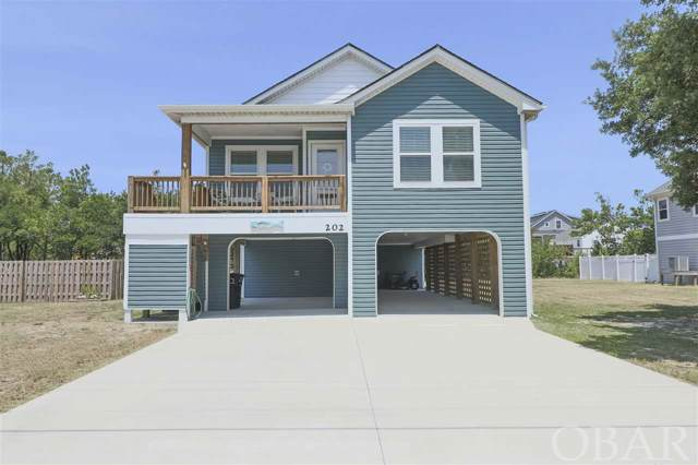 202 Airstrip Road Lot 5, Kill Devil Hills, NC 27948 (MLS #105393) :: Corolla Real Estate | Keller Williams Outer Banks