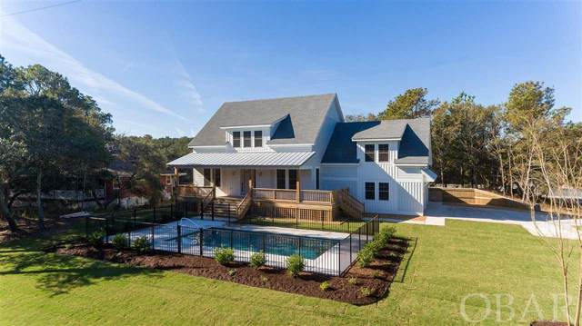 2 Circle Drive Lot 28, Southern Shores, NC 27949 (MLS #109822) :: Matt Myatt | Keller Williams