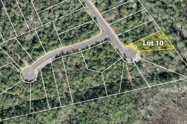 234 Croatan Woods Trail Lot 10, Manteo, NC 27954 (MLS #100154) :: Matt Myatt – Village Realty